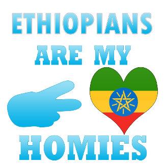 Ethiopians are my Homies
