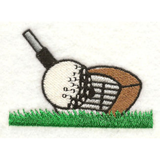 Exercise and Sports Embroidery