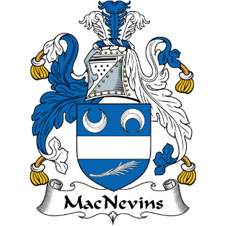 MacNevins Coat of Arms