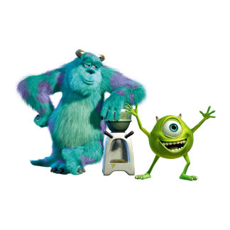 Monster, Inc. Mike & Sulley