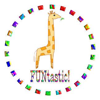 Giraffes are FUNtastic