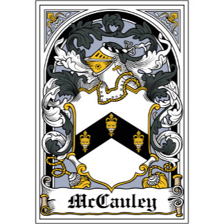 McCauley Coat of Arms