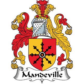 Mandeville Coat of Arms