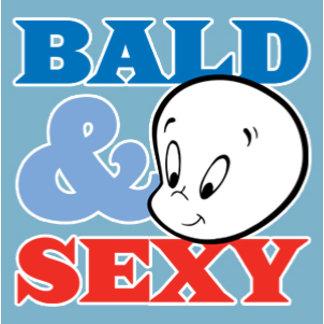 Casper Bald and Sexy