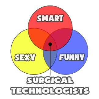 Venn Diagram .. Surgical Technologists