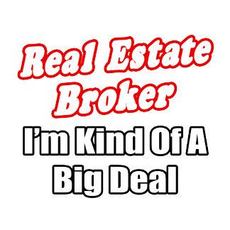 Real Estate Broker...Kind of a Big Deal