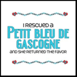 I Rescued a Petit Bleu de Gascogne (Female Dog)