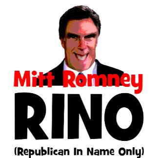 anti Mitt Romney RINO