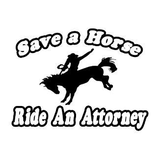 Save Horse, Ride Attorney