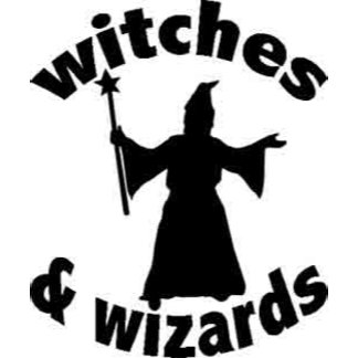 Witches, Warlocks & Wizards