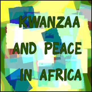 KWANZAA AND AFRICA PEACE