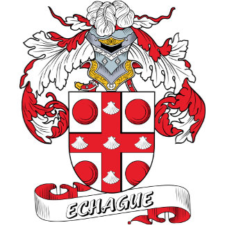 Echague Family Crest