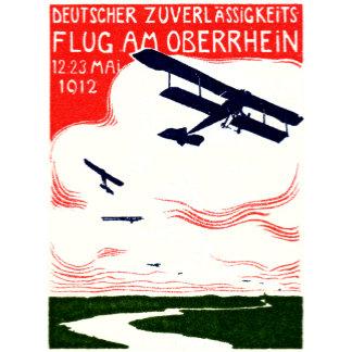 Vintage Aviation Posters, Designs