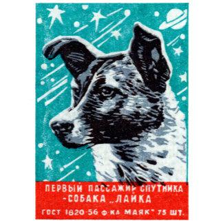 1957 Laika the Space Dog