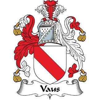 Vaus Family Crest