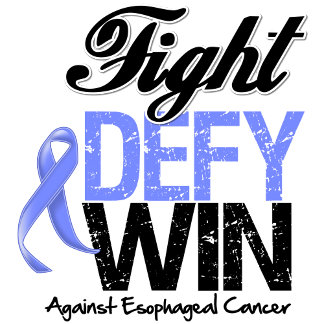 Esophageal Cancer Fight Defy Win