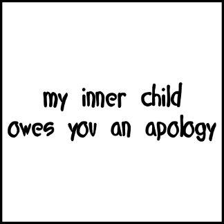 Owes Apology