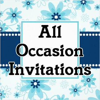 All Occasion Invitations and Announcements