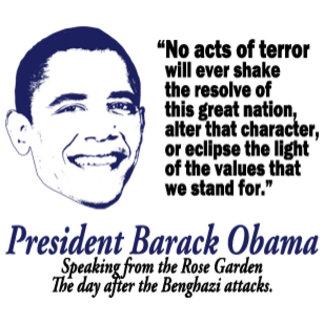 Obama DID Say It