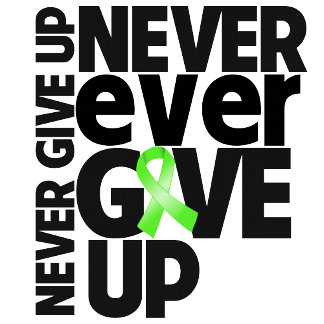 Lymphoma Never Ever Give Up