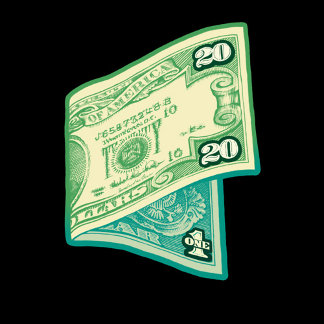 $20/1 Bill