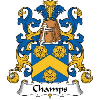 Champs Family Crest