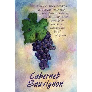 Cabernet Sauvignon Wine Grapes