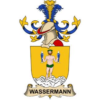 Wassermann Family Crest