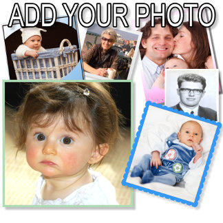 EASILY ADD YOUR PHOTO