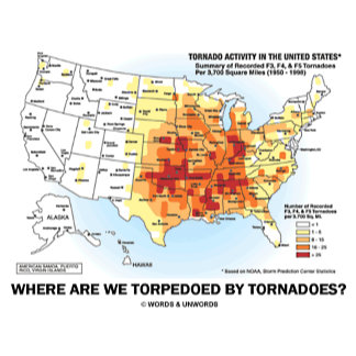 Where Are We Torpedoed By Tornadoes?