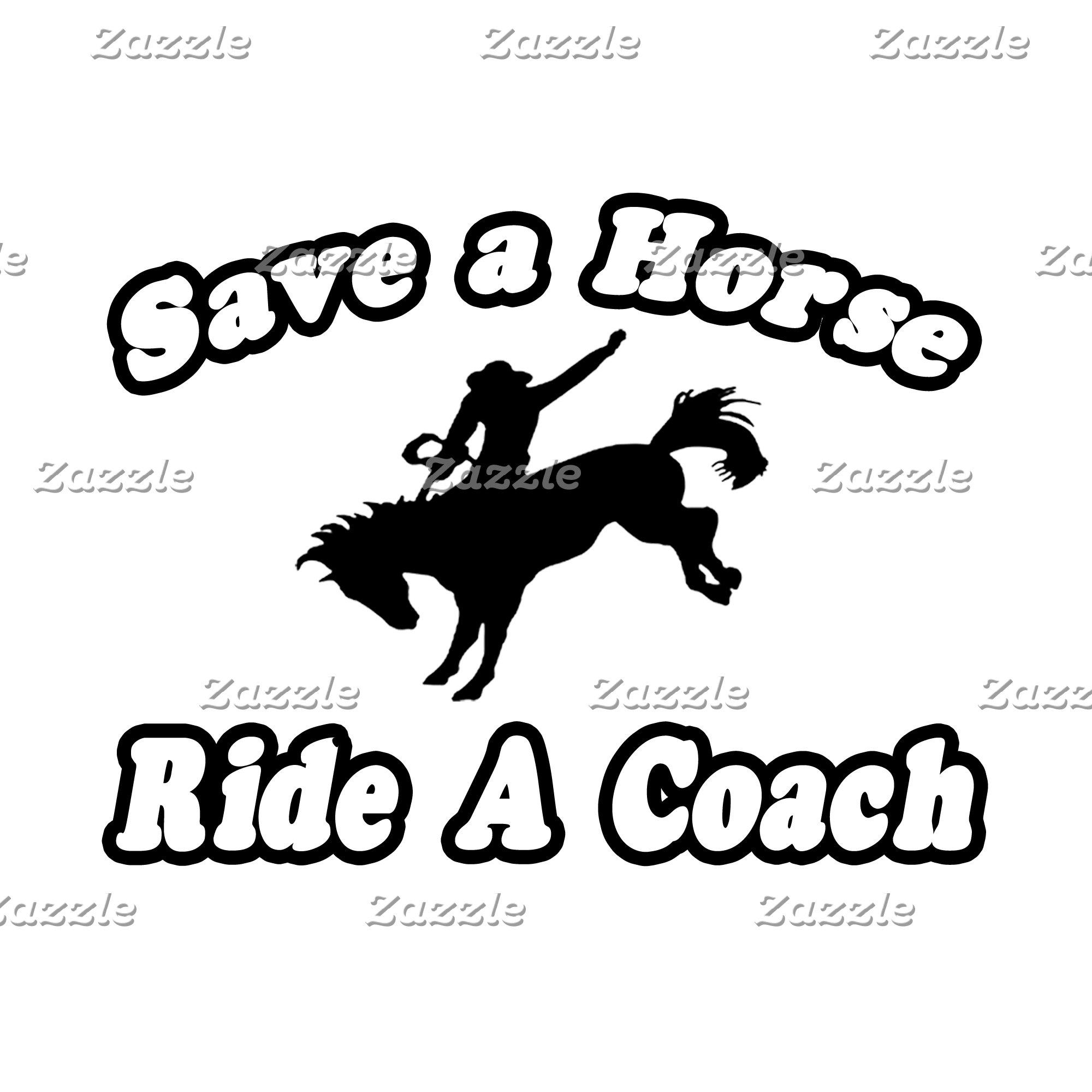 Save Horse, Ride Coach