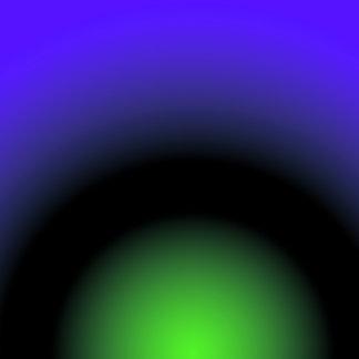 Blue Green Orb