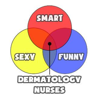 Venn Diagram .. Dermatology Nurses