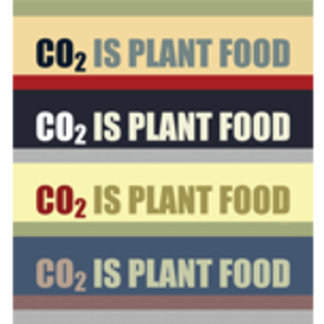 Carbon Dioxide Is Plant Food