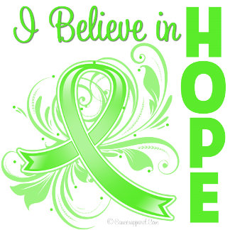 Lymphoma Awareness I Believe in Hope