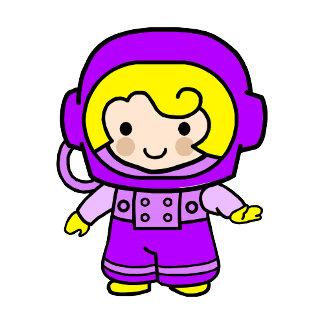 Astronaut Girl 2
