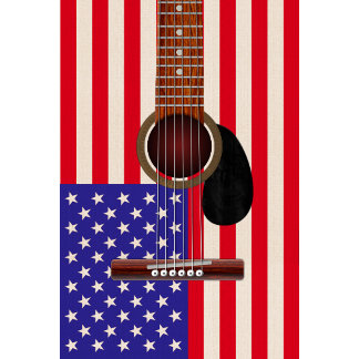 American Acoustic Guitar