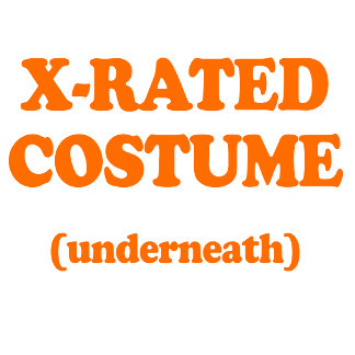 X-RATED COSTUME