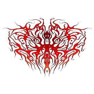Tribal Tattoo Valentine Heart