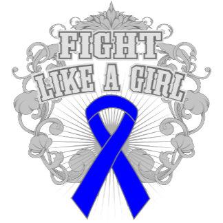 Rectal Cancer Fight Like A Girl Fleurish