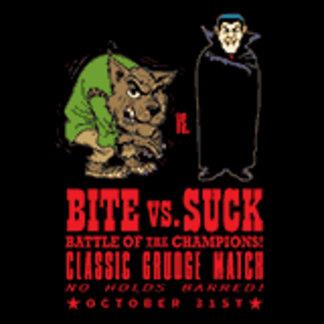 Bite vs Suck