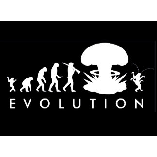 Evolution of Man - Rise of the Cockroach