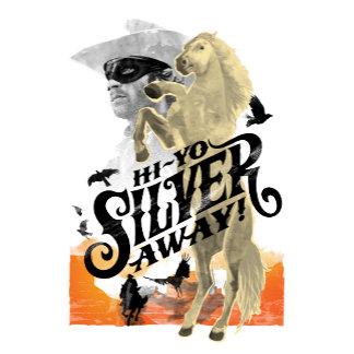 Lone Ranger and Silver - Hi - Yo! Silver! Away!