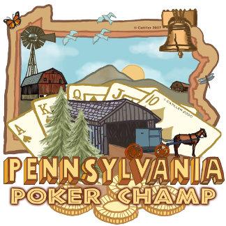 Pennsylvania Poker Champion