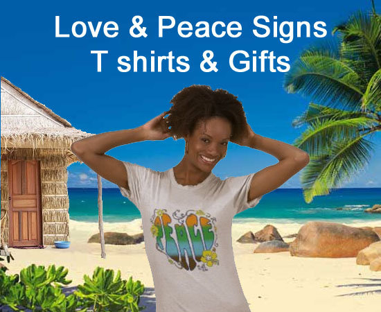 Love & Peace Signs Store