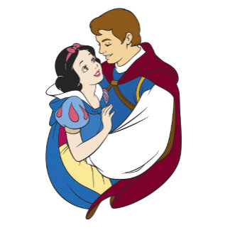 Snow White & the 7 Dwarfs Snow White and Prince