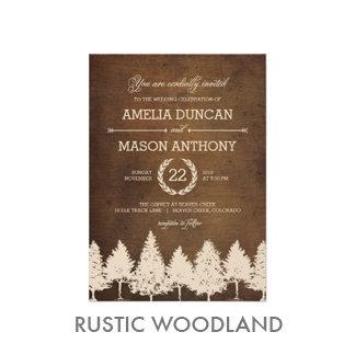 Rustic Woodland