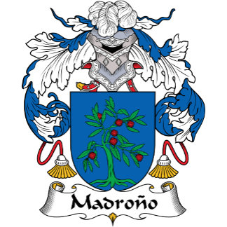 Madrono Family Crest
