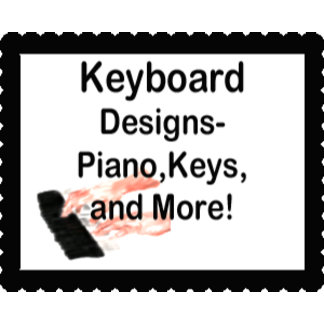 Piano and keyboard Designs