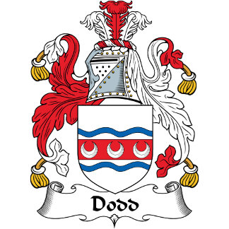 Dodd Coat of Arms